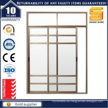 Puertas correderas de aluminio con doble acristalamiento con As2047 / ventanas y puertas de aluminio