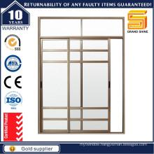 Double Glazed Aluminum Sliding Doors with As2047 /Aluminium Windows and Doors