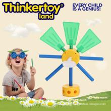 2015 Новые образовательные игрушки для детей Building Block Set