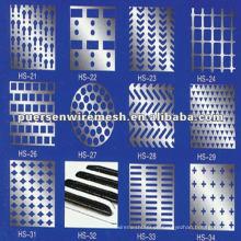 Aluminium-Stanz- / Lochblech