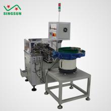 Máquina formadora automática de triodo de corte y doblado de plomo