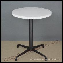 White Corian Stone Eames Coffee Table (SP-RT473)