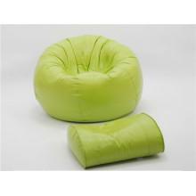 Sala de estar seccional bean bolsa de la silla de la comodidad co bean bolsa