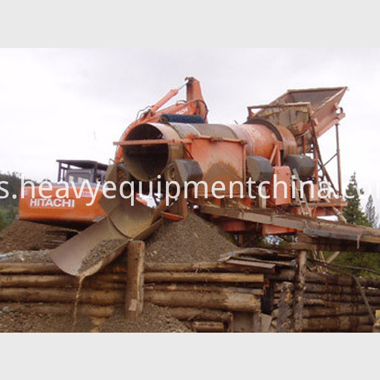 Vibrating Sifting Screen