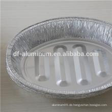 Einweg-Oval Extra Deep Aluminium Folie Türkei Roaster Pan