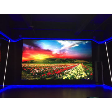 TV Studio LED Wall COB1.26