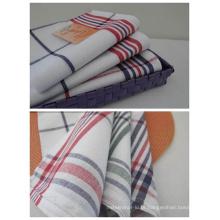 (BC-KT1015) Toalha de cozinha durável 100% algodão de alta qualidade