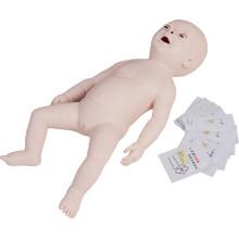 Formation médicale Obstruction du nourrisson et modèle de RCR