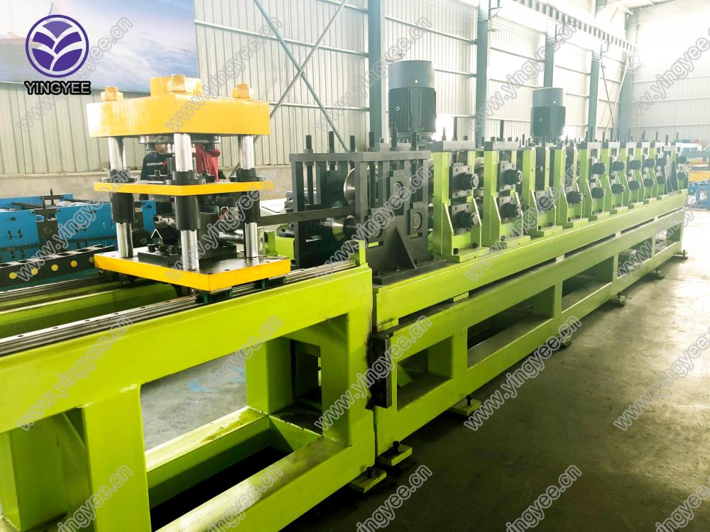 Steel Angle Roll Froming Machine From Yingyee009