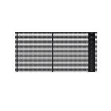 Écran d'affichage à LED haute luminosité étanche