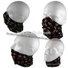 Outdoor cycling sports headband logo scarf ring custom made bandana