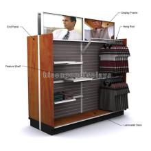 Starke Boden Einzelhandel Ladenbefestigung Kleider Einzelhandel Lieferungen 2-Wege Holz Kinder Bekleidung Showroom Display