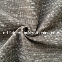 Tissu 100% coton teinté en tricot (QF13-0767)
