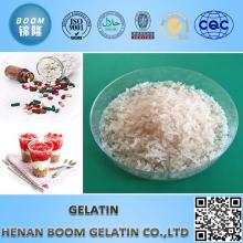 Hot selling made in china food grade porcine gelatin made in China