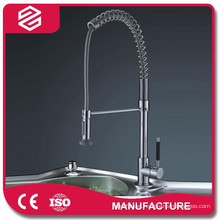 single handle kitchen faucet extension spring pull out kitchen faucet