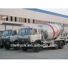 Dongfeng 290hp cement truck,8-10 m3 cement mixer truck