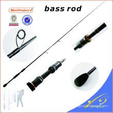 BAR004 1 unid aparejos de pesca barra de pesca de fibra de carbono caña de pescar varilla