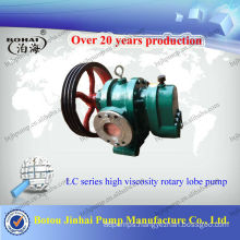 LC type high viscosity oil small roots lobe pump