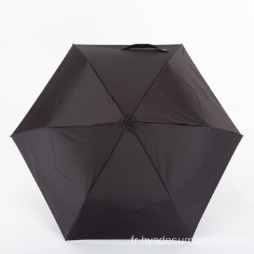 Petit parapluie noir simple Amazon