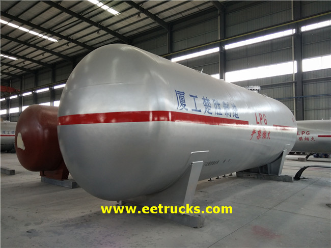 LPG Mounded Tanks