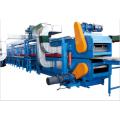 Máquina de fazer linha de produção de painel sanduíche seccional formado em PU