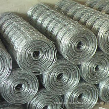fixed knot woven wire farm field fence