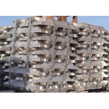 Lingote de alumínio com 99,7% de pureza de fornecimento de fábrica
