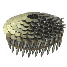 1 1 4 China Cheap Brass Coil Roofing Nails