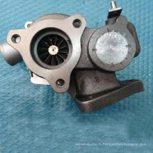 Td04 Kits de turbocompresseur 49177-01504 pour Mitsubishi 4D56 Engine