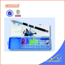 FDSF311A High quality china supplier fishing rod and reel combo set