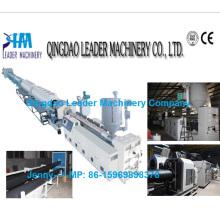 Línea de extrusión de tubería HDPE de 160 a 450 mm
