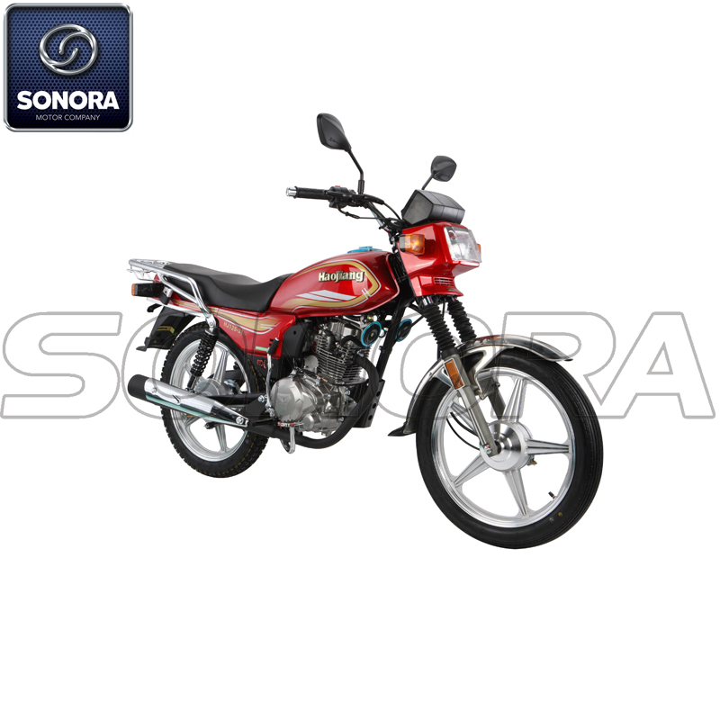 Wuyang Generation 2 HJ125-31 Red 2.0 (2)