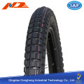 Africa Market Rear Motorcycle Tube Tyre 275-17