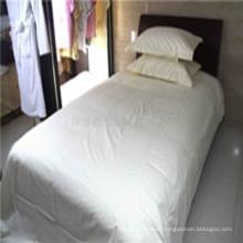 Macio e confortável 100 poliéster folha de cama tecido pele-friendly se sentir melhor