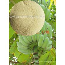Fertilizante especial del fertilizante del aminoácido del fertilizante del plátano