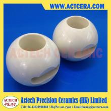 Fabricantes de válvulas de bola de cerámica precisión alta