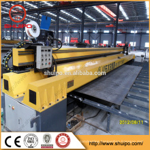 automatic steel plate Mig welding machine