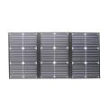 2016 Hot selling 60W flexible sunpower folding cheapest the solar panel