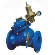 Válvula de Retenção e Retenção de Pressão Segura (GAAX742X)