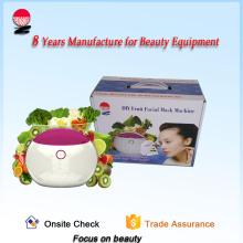 2015 new beauty machine diy fruit facial mask machine