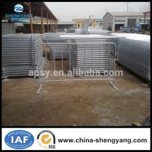 Klassische 2m Blockader Stahlbarrikaden