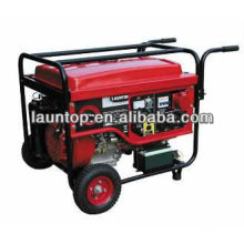 2.5kw Air-cooled 4-stroke single cylinder manufacturers gasoline generator with wheels