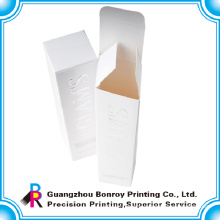 fancy printing full color beauty packaging luxury perfume box with custom logo