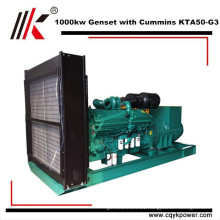SILENT DIESEL GENERATOR TO QATAR WITH FACTORY PRICE CONTAINS TDME DIESEL ENGINE AND ENGINE HYUNDAI D4BB