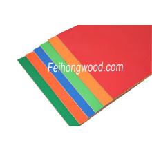 Китайский меламин сталкиваются с МДФ (древесноволокнистых плит средней плотности) для мебели