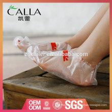 vente chaude et haute qualité pied soyeux peeling masque pour la vente en gros