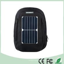 6.5 Watt Wasserdichte Sonnenkollektor Ladegerät Computer Laptop Rucksack (SB-181)