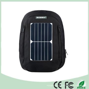 6,5 vatios impermeable cargador del panel solar ordenador portátil mochila (SB-181)