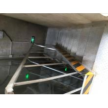 Shaft Stairs for Subway Equipment Construction