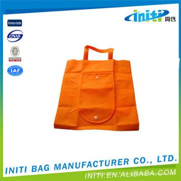 Folding Utility gros sacs à provisions pliants personnalisés